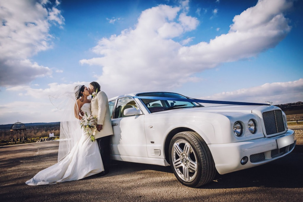 white-bentley-wedding-car