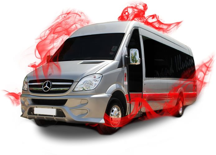 16-seat-party-bus-silver